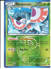 POKEMON BLACK AND WHITE PLASMA BLAST - MASQUERAIN 2/101 REV HOLO