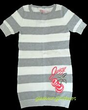 JUICY COUTURE~CHERRY INTARSIA STRIPED SWEATER DRESS~7~NWT~$158