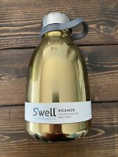 S'well 40 oz 1200 ml Yellow Gold New Stainless Steel Thermas