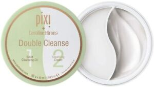 Pixi Double Cleanse 2 in 1 Solid Cleansing Oil + Cleansing Cream 100 ml **NEW**