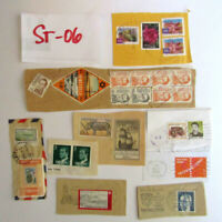 Misc Lot of International Stamps - Lot #ST-06 - Korea, China, Spain, and More