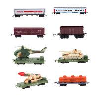1:87 Simulation Güterwagen Zug Wagen Modell Spielzeug