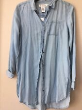 H&M LOGG Dress Shirt Size 13-14 Years NWT