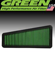Green Filter USA 2365 High Flow Air Filter Toyota 4Runner Tacoma FJ Cruiser