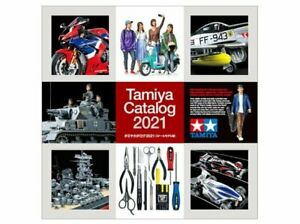 Tamiya 64431 2021 Catalog English/German/French/Spanish Catalogue Model/4WD Book
