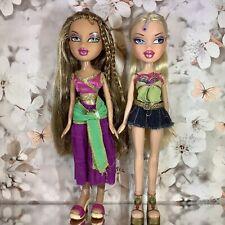 Bratz Doll Bundle Genie Magic Yasmin Cloe