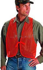 Allen Safety Orange Mesh Vest 15750