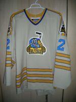 Peoria Blades Rivermen AHL Danny Richmond St. Louis Blues Jersey April 3 2009