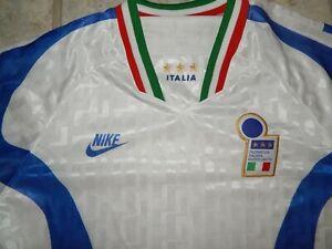 ITALIA  NIKE  VINTAGE JERSEY EXCELLENT RARE !