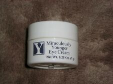 Diane Young Miraculously Younger Eye Cream~ .25 oz (7 gm)~Retail $25~NEW
