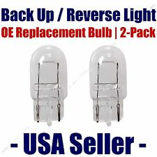 Reverse/Back Up Light Bulb 2pk - Fits Listed GMC Vehicles - 7441