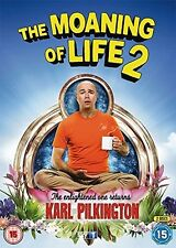 The Moaning of Life - Series 2 (DVD, 2015) **NEW**