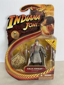 Hasbro Indiana Jones Figure Grail Knight Last Crusade 3.75 NEW