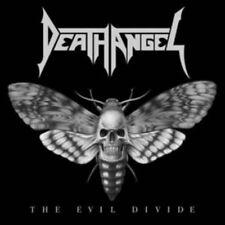 DEATH ANGEL THE EVIL DIVIDE CD NEW