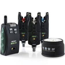 Sonik SKS 3+1 Alarm & Receiver Set + Free Bivvy Light - Free Delivery