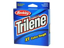 2 pks TRILENE  XT EXTRA TOUGH 4 LB TEST  110 YDS CLEAR/BLUE  NEW USA