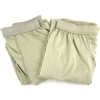 2 Pack - Military Gen III Power Dry Base Pants, ECWCS L1 Silk Weight Base Bottom