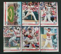2019 Topps Series 1 St. Louis Cardinals Team Set 14 Baseball Cards