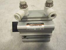 SMC Pneumatic Cylinder CQ2KB40-30D, max pressure: 150psi