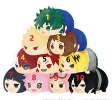 Anime My Hero Academia Vol.2 Mochimochi Plush Doll Plush Toy Keychain Charm