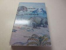 Genesis and the Dinosaur by Erich A. Von Fange vintage 1990 paperback