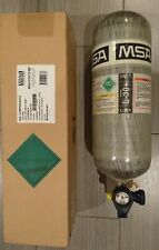 MSA 816115-SP LIGHTWEIGHT CARBON FIBER AIR CYLINDER FOR SCBA MASKS - NEW IN BOX