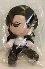 Attack on Titan Gift plush Levi Ackerman suit version mint condition