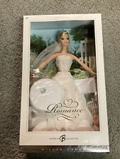 David's Bridal Romance Barbie Collector Doll Silver Label New By Mattel NRFB