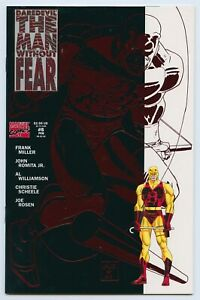 Dardevil: Man Without Fear #5 Marvel Comics ©1994 FINE+ w/ Back Cover Cut