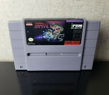Super R-Type - SNES - FREE SHIPPING