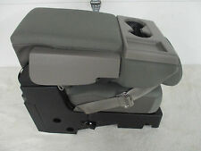 2015-2017 FORD F150 CENTER JUMP SEAT/CONSOLE  GRAY CLOTH OEM NEW!  NICE!!!