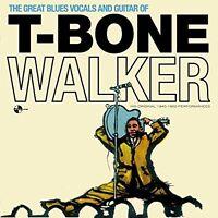 T-Bone Walker - Great Blues Vocals & Guitar Of + 4 Bonus Tracks [New Vinyl LP] B
