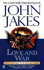 Love And War (north And South Trilogy): By John Jakes