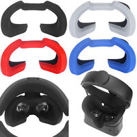 Pour Oculus Rift S VR Glasses Virtual Reality Silicone Eye Mask Pad Cover Case F