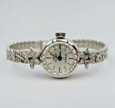 Schöne 835 Silber Uhr Handaufzug (3)