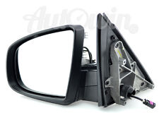 BMW X6 SERIES E71 SIDE MIRRORS WITH CAMERA AUTO DIM AUTO FOLD LEFT SIDE TOP VIEW