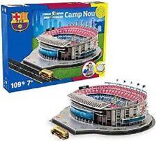 Official Barcelona FC Camp Nou Stadium 3D Puzzle New Boxed