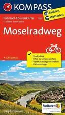 Moselradweg (2016, Karte)
