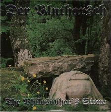 """DER BLUTHARSCH The Philosopher's Stone 7"""" VINYL 2007 LTD.666"""