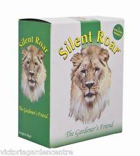 Silent Roar Cat Deterrent Repellent Lion Manure Pellets Garden Fertiliser 500g