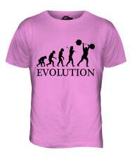 Magliette da uomo rosa con cappuccio in cotone