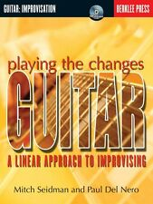 Playing the Changes: Guitar - A Linear Approach to Improvising Berklee 050449509