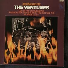 The Ventures / Underground Fire