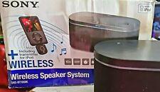 Sony wireless Bluetooth Speaker SRS-BT100 - Black and BOXED - 30W