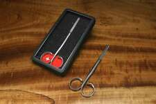 MARC PETITJEAN  LONG SCISSORS perfect for use with Magic Tool Fly Tying