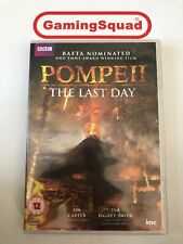 Pompeii, The Last Day DVD, Supplied by Gaming Squad