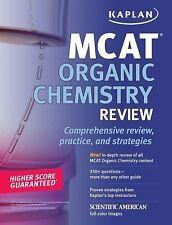 Kaplan MCAT Organic Chemistry Review by Kaplan Higher Education Staff (2010, Pa…