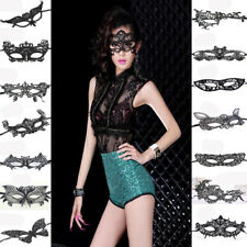 10Styles Eye Mask Sexy Lace Venetian Masquerade Ball Halloween Party Fancy Dress