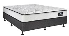 ❤️Sealy Posturepedic Bed~GETAWAY Queen FIRM The Mattress Shop Melbourne Vic❤️