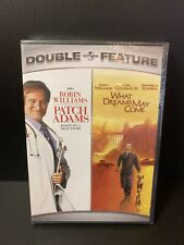 Patch Adams & What Dreams May Come (Dvd, Double Feature)~ Brand New Sealed